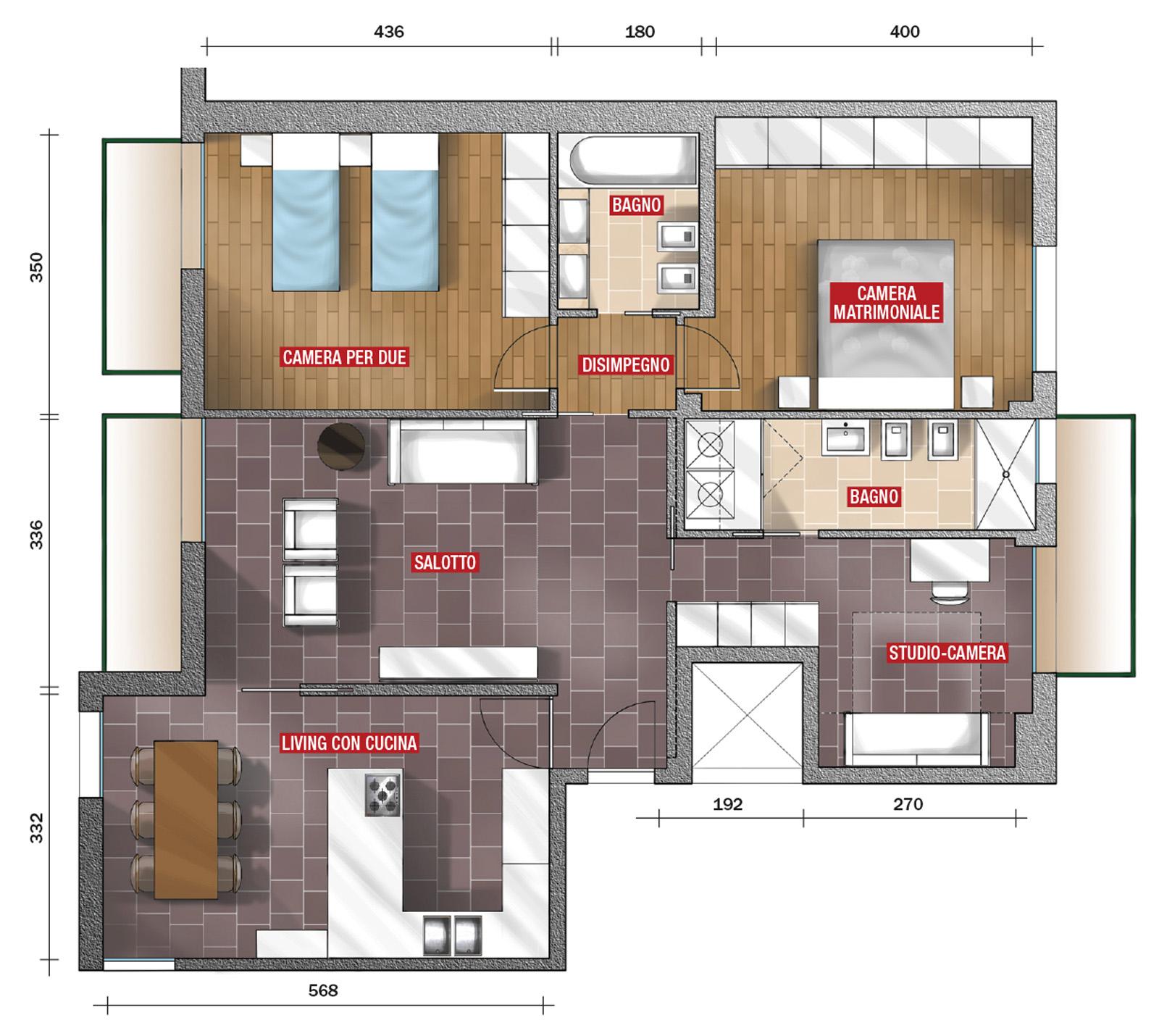 Affitto amministrazioni immobiliari e condominiali vivian for 2 metri quadrati di garage